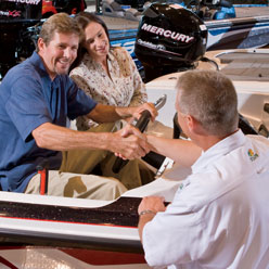 Boat Financing with Tracker Marine